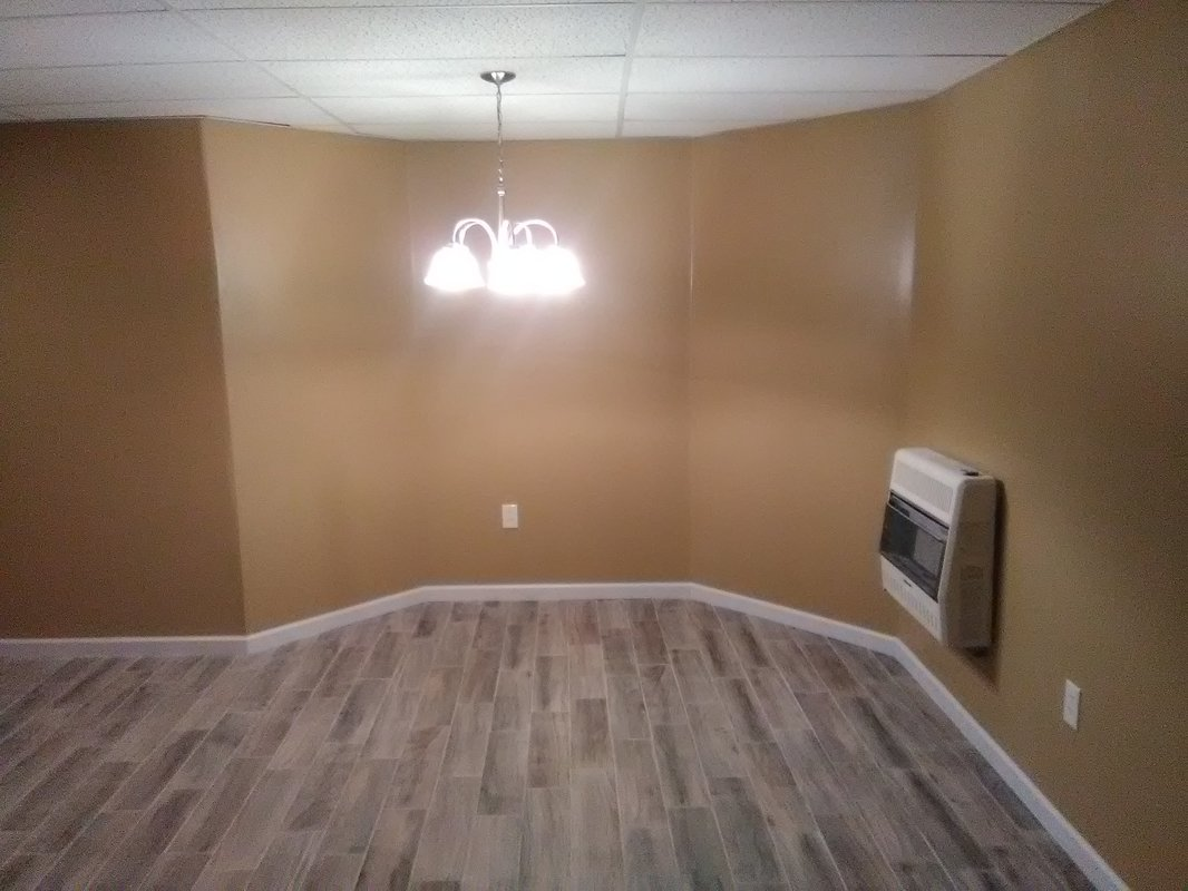 planning to finish your basement